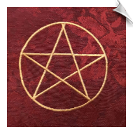 Wiccan Pentacle